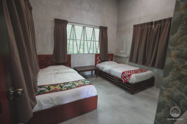 Tenom Guest House Room 2